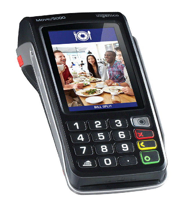 Ingenico Move 5000 Mobile Payment Device