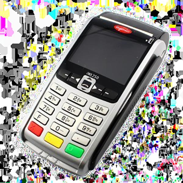 Ingenico IWL 250 Payment Terminal