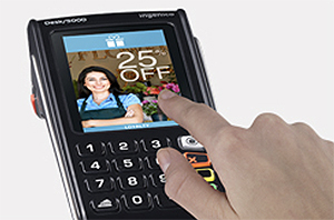 Ingenico Desk5000 Credit Card Terminal