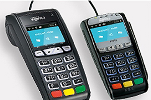 Ingenico ICT250 Wireless Credit Card Processing Machine