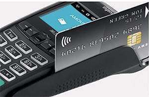 Ingenico IWL255 Credit Card Processing Terminal
