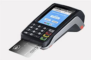 Ingenico Move5000 Credit Card Processing Machine