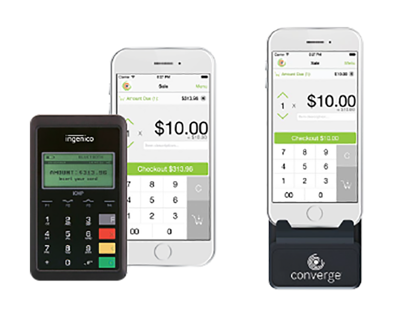 Converge POS Machine and Point of Sale Terminal