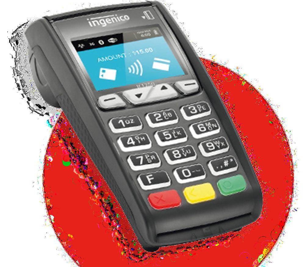 Ingenico ICT250 Payment Terminal
