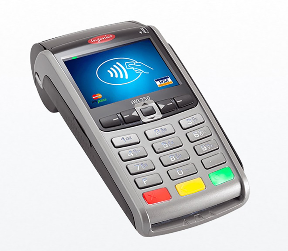 iWL255 POS Machine and Point of Sale terminal